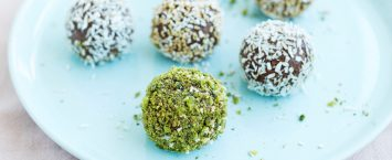 Kid Friendly Healthy Snack Balls
